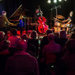 Tingvall Trio; Martin Tingvall: piano, Omar Rodriguez Calvo: bas, Jürgen Spiegel: drums